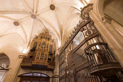 Kirche-Kathedrale Des Erlösers Und Der Heiligen Maria
