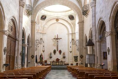 Kirche Der Heiligen Justa Und Rufina