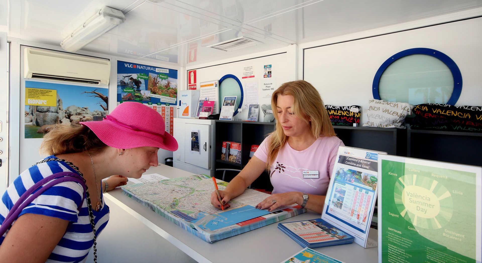 TOURIST INFO VALENCIA - PLAYA