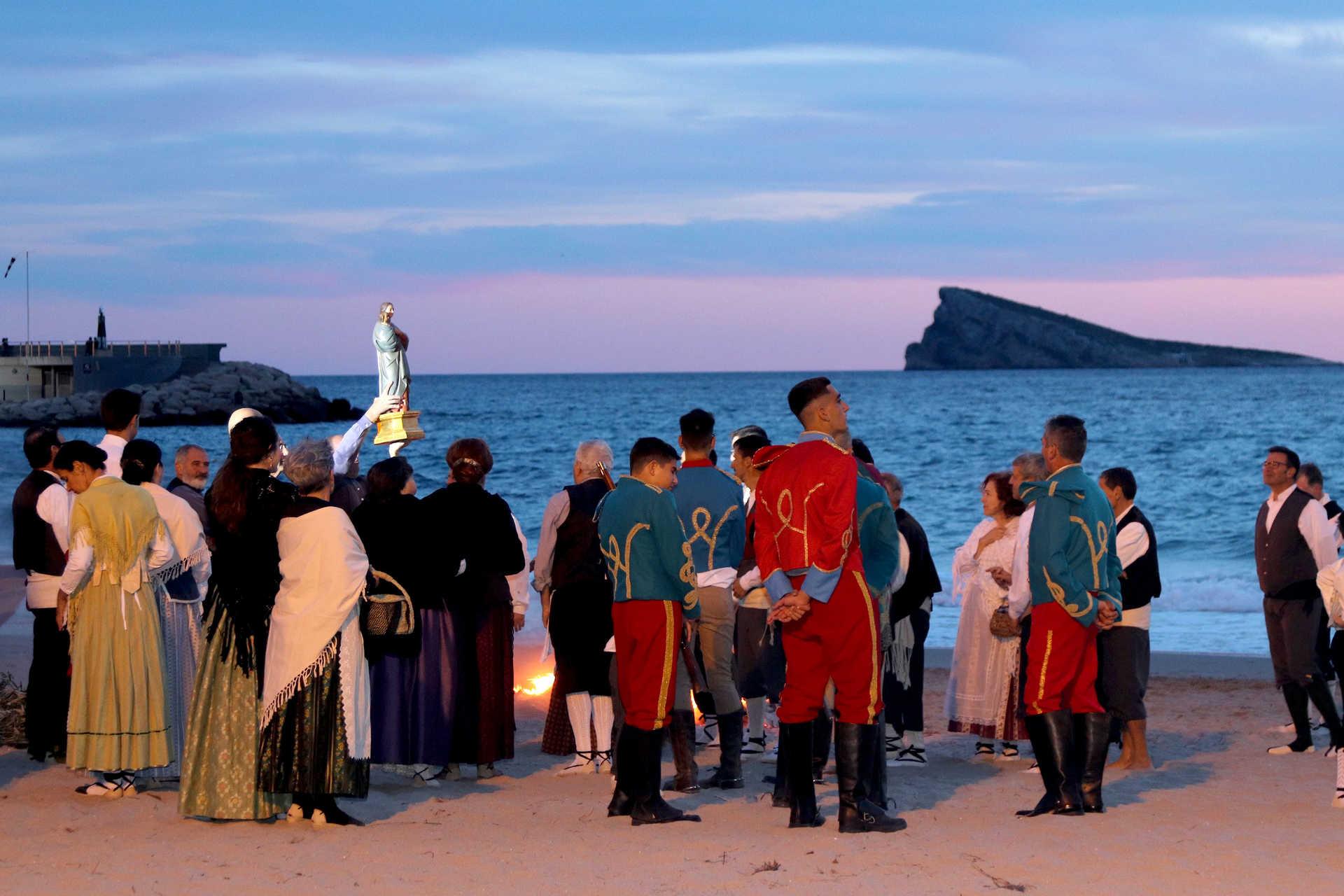 Fiestas Mayores Patronales en honor de la Virgen del Sufragio