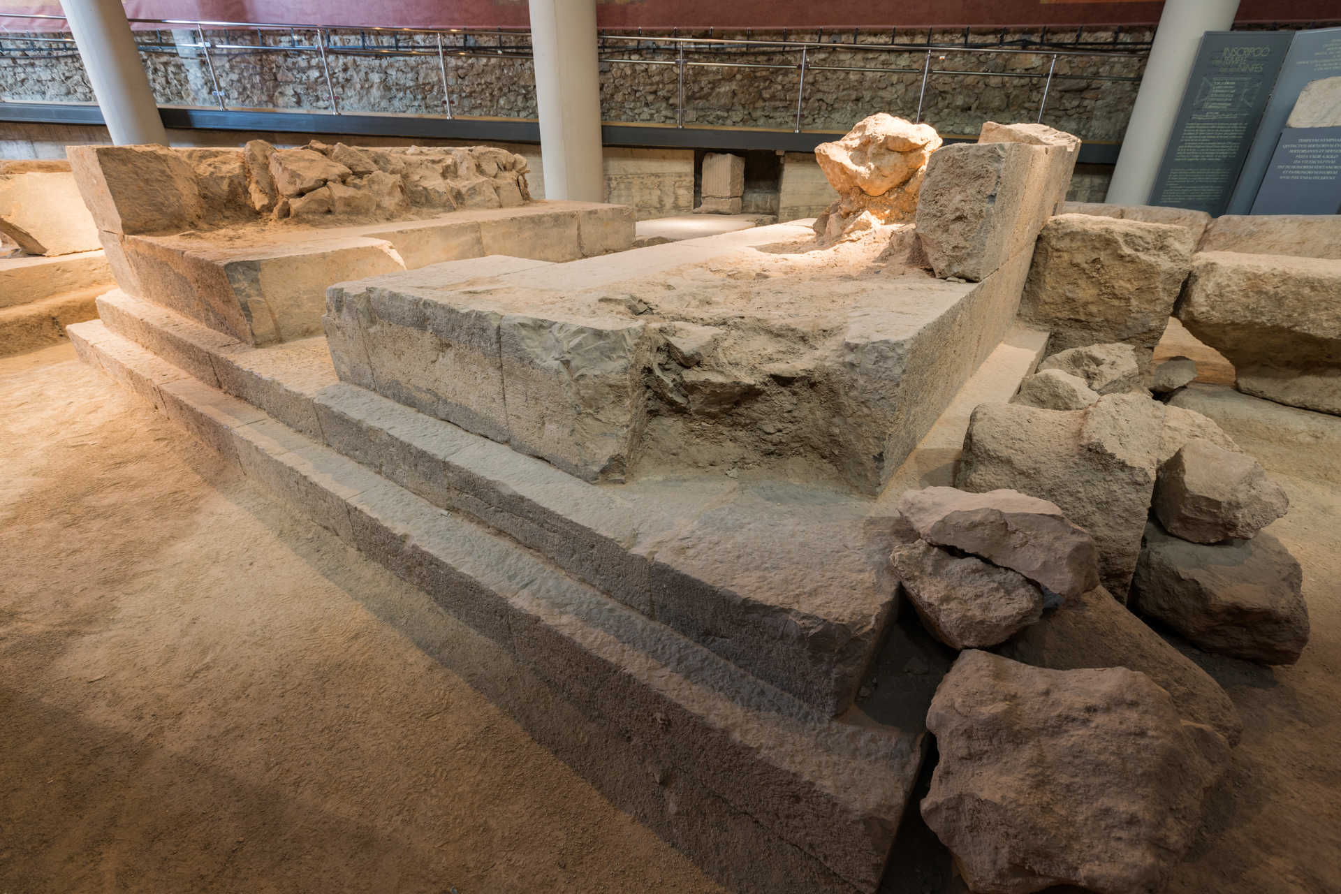 Mausoleus Romans