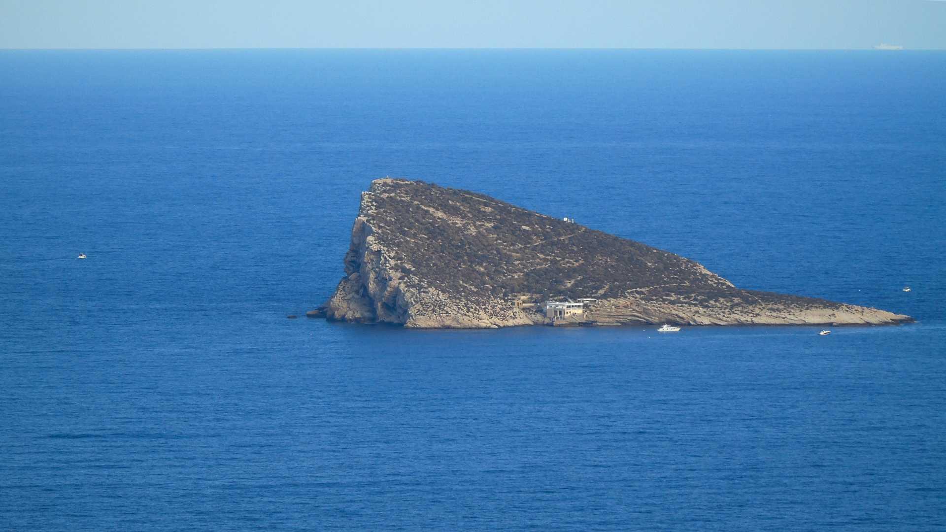 isla de tabarca alicante comunitat valenciana,