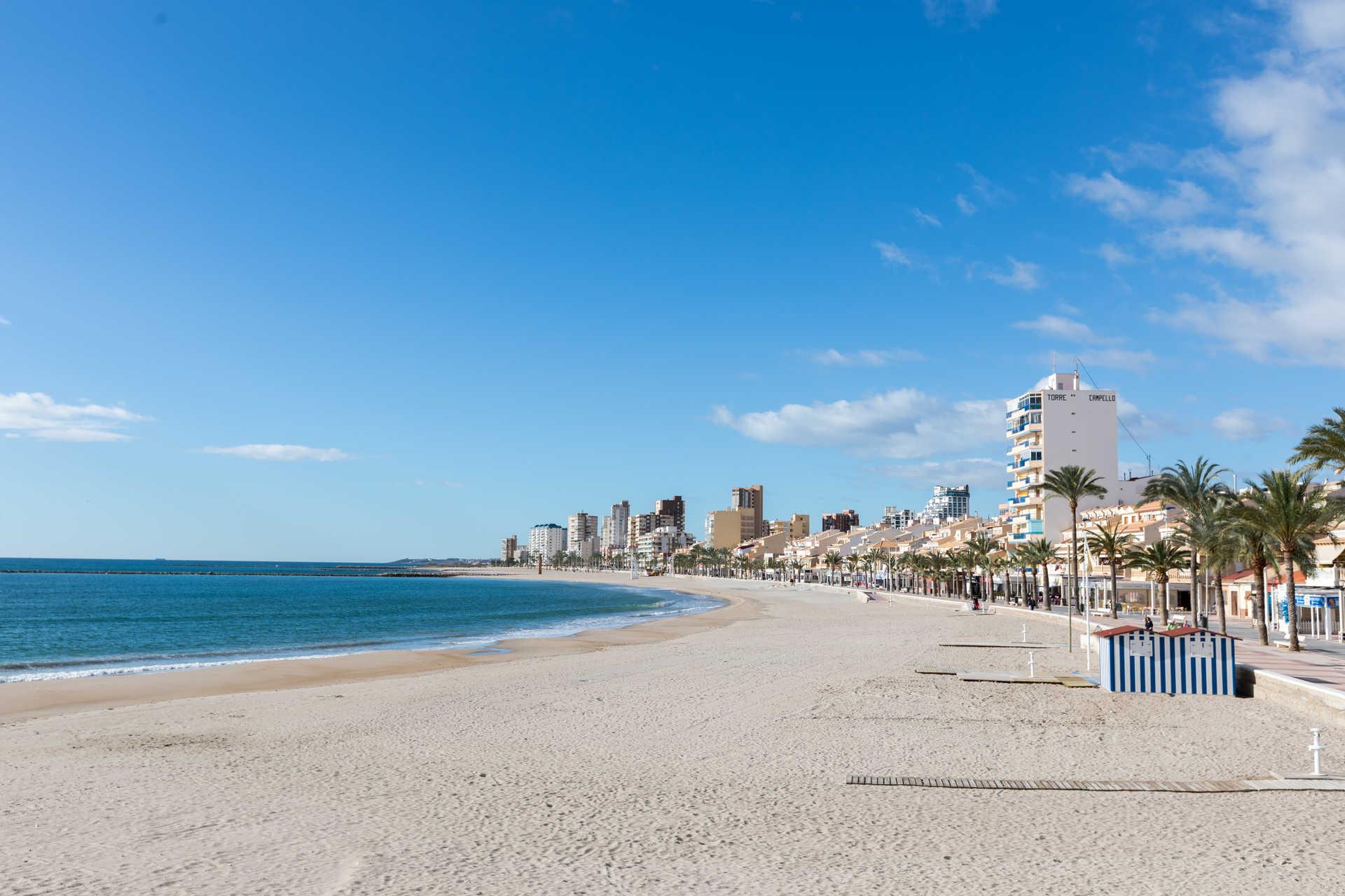 Platja Carrer La Mar
