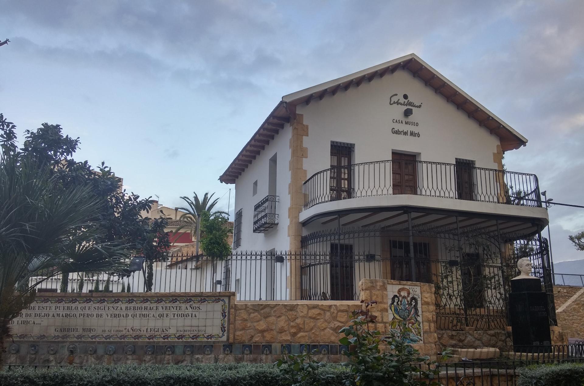 Casa-Museo Gabriel Miró