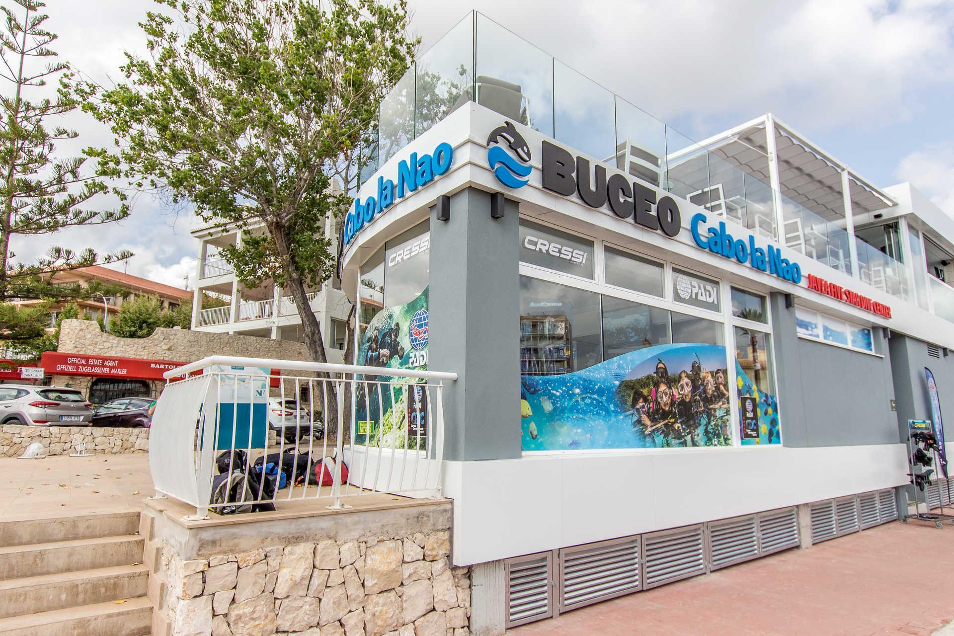 Centro de Buceo Cabo La Nao (PADI)
