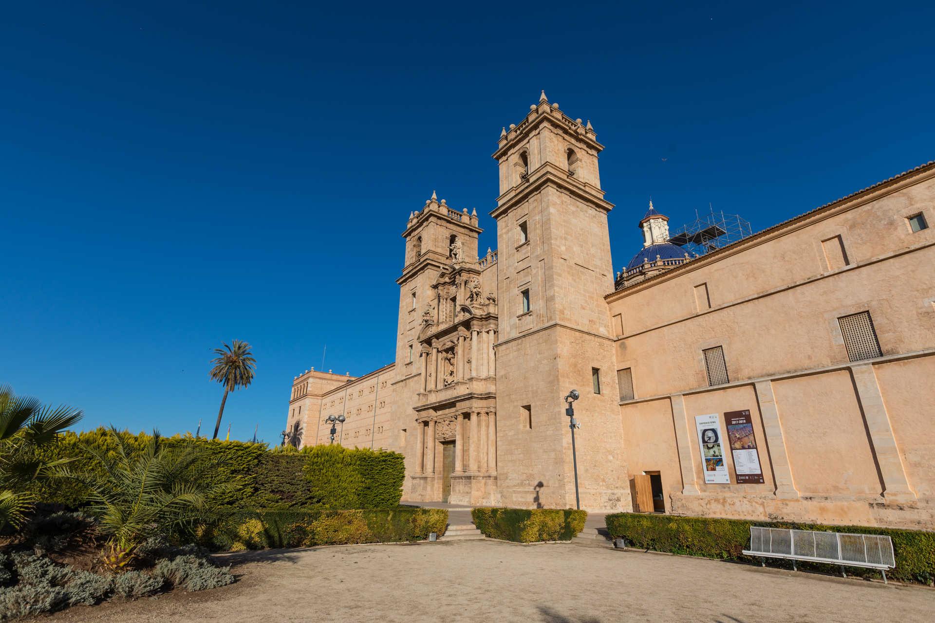 Kloster von San Miguel de los Reyes