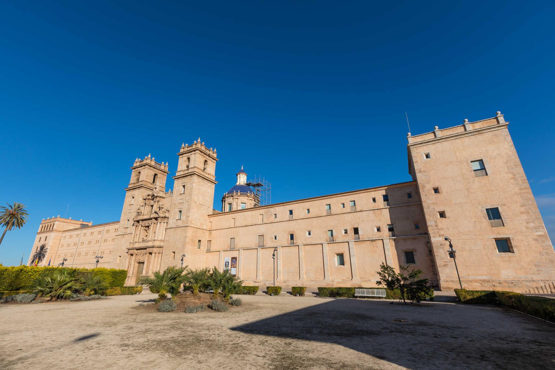 Monastère de San Miguel de los Reyes