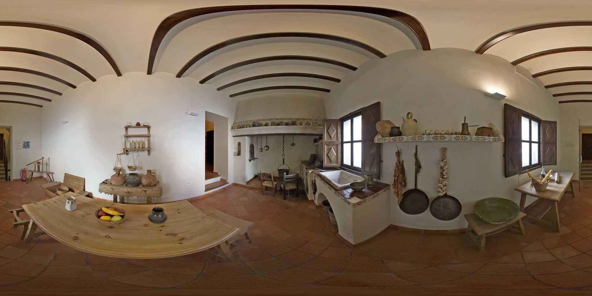 Casa Mayans. Museu de la Il.lustració