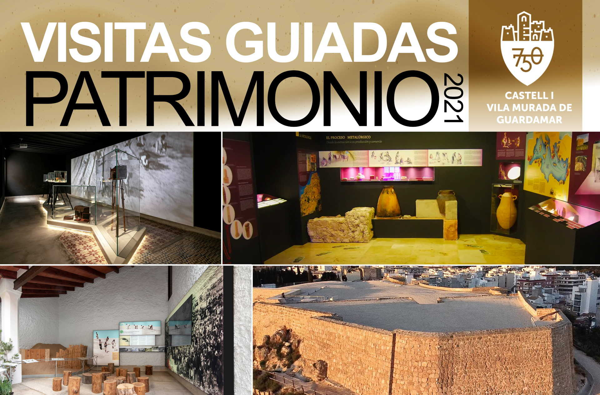 Guardamar heritage guided tours 2021