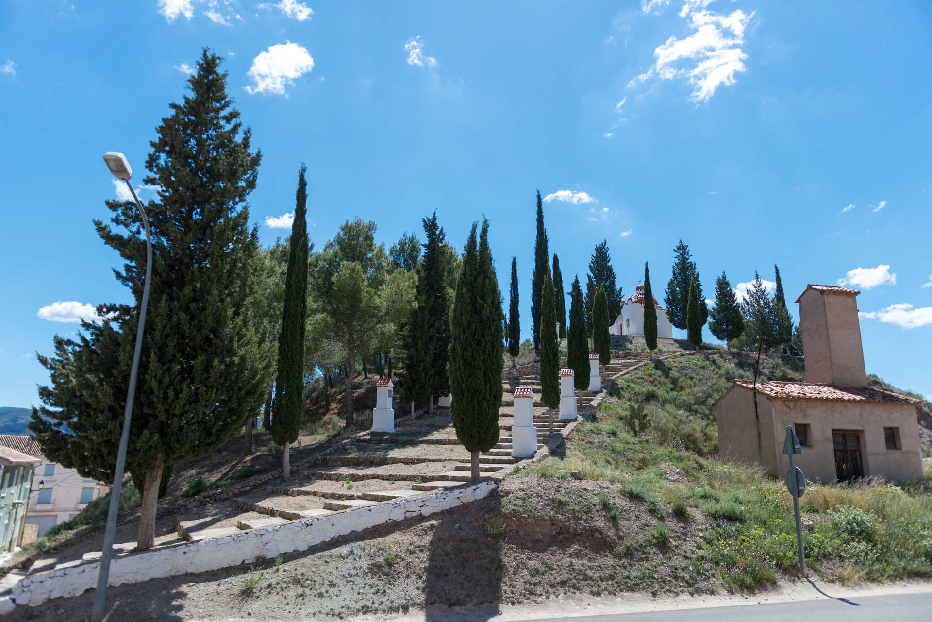 Einsiedelei San Miguel