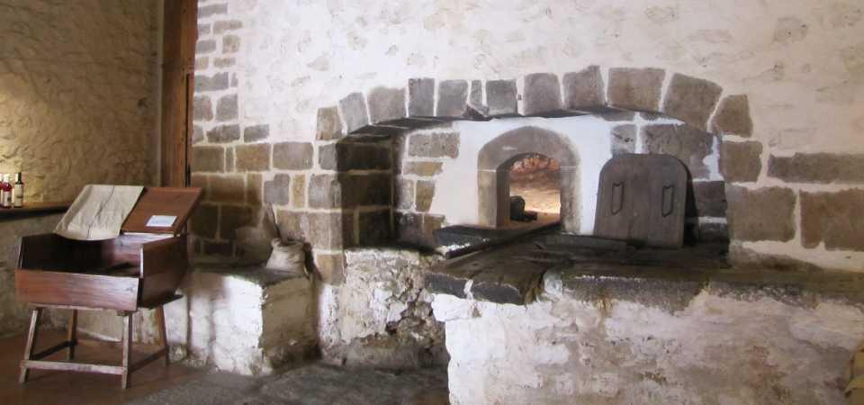 Mediaeval Oven