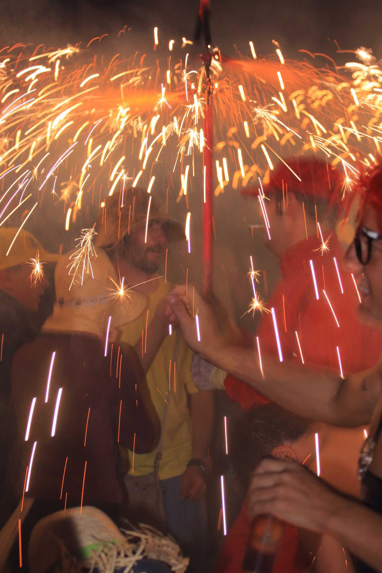 Festivities of el Barrio de la Font del Riu in Honour of San Juan