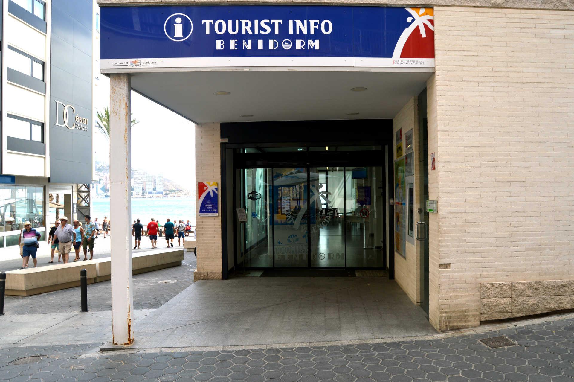 TOURIST INFO BENIDORM - CENTRO