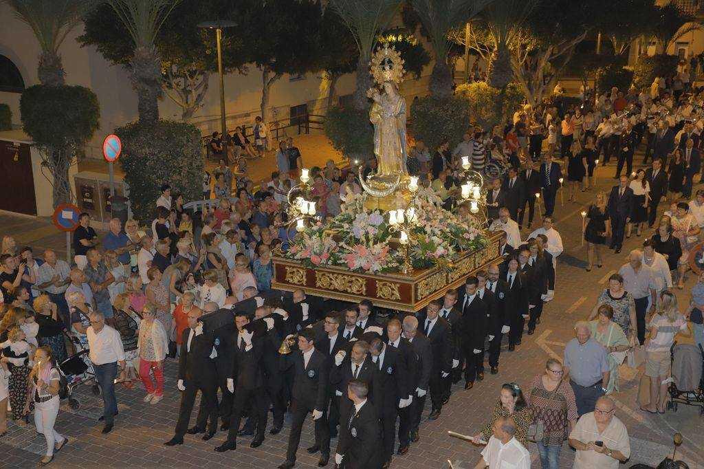 Festivité de la Virgen del Rosario