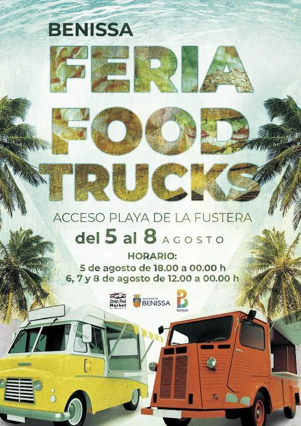 FOOD TRUCKS. Benissa 2021