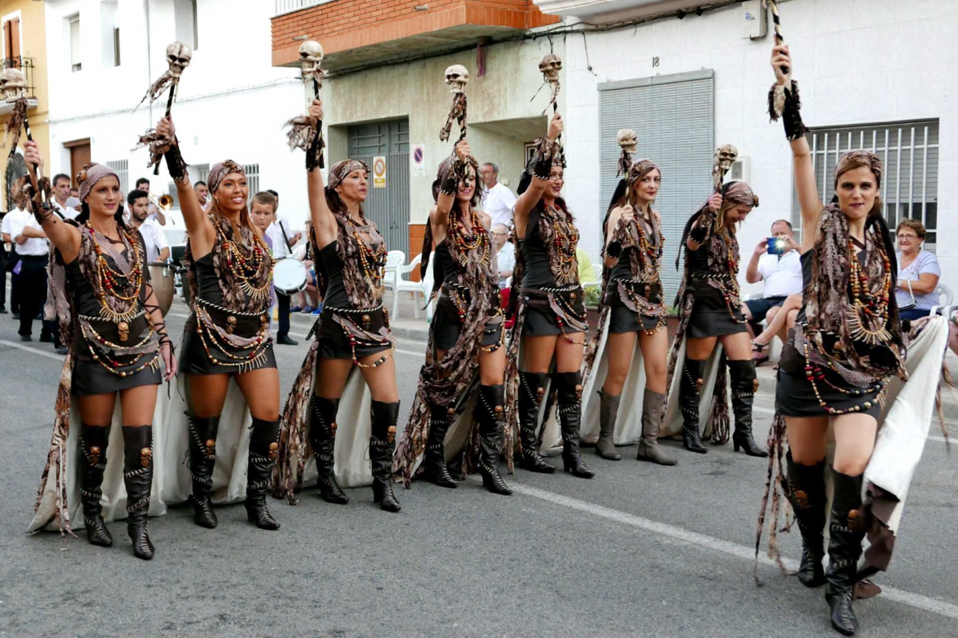 Fiestas Patronales de Quesa