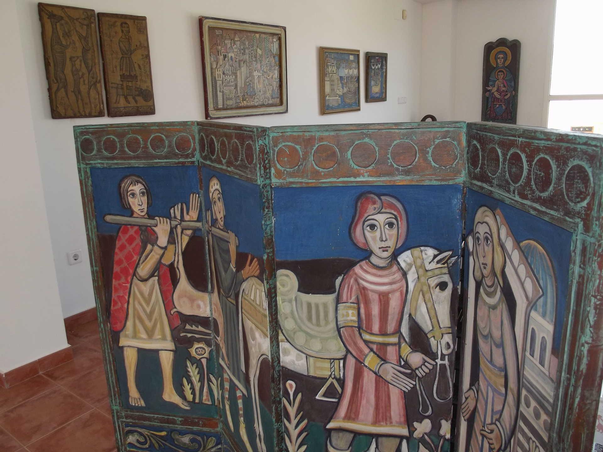 """Museo Municipal """"Alberto Hernández y Mercedes Rubio"""""""