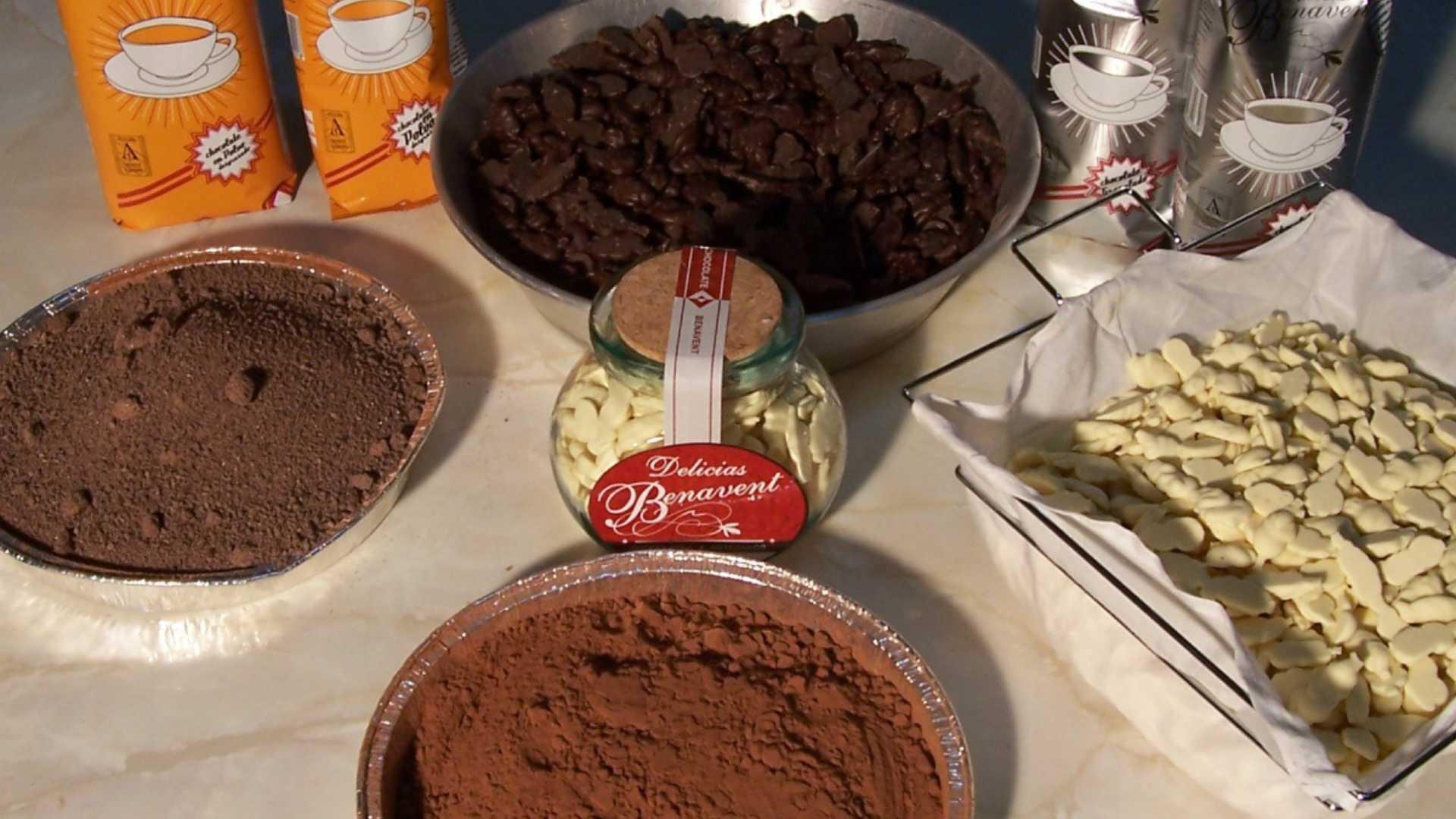 Chocolate, Aceite y Arrop en La Vall d´Albaida