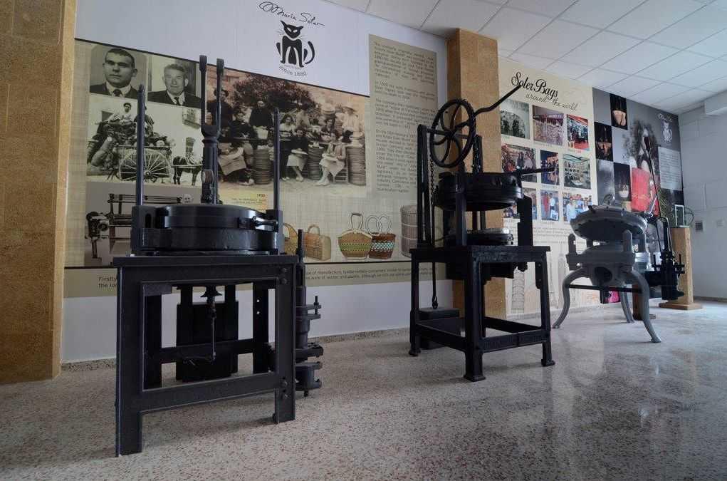 """""""SOLERBAGS"""" museo sobre la Artesanía Local"""