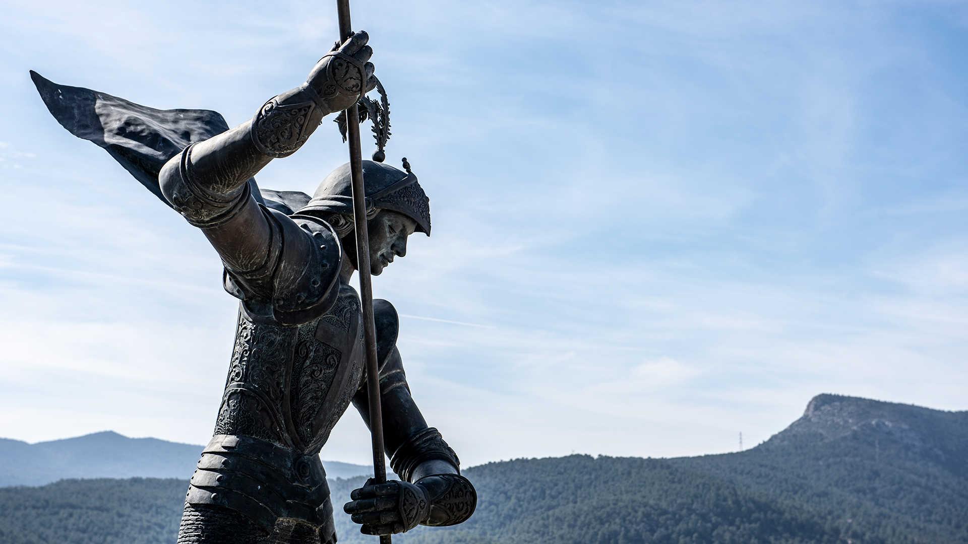Monumento de San Jordi