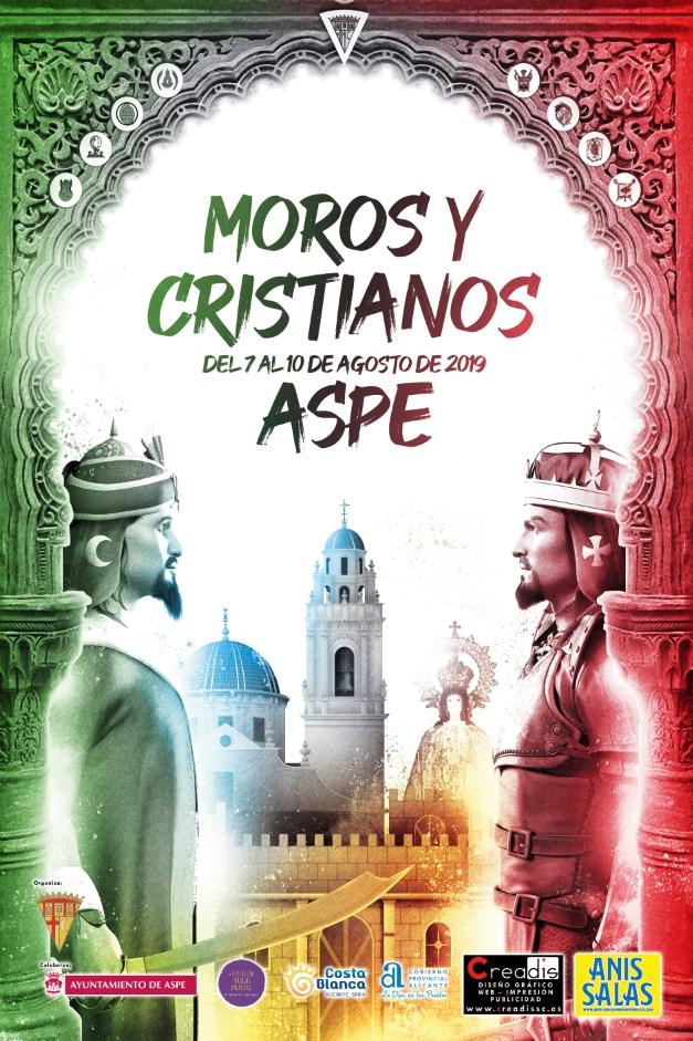 Moros y Cristianos de Aspe